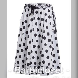 Adidas polka dots skirt limited edition